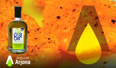 Naranjas con AOVE Aceites Arjona